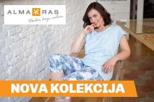 Alma Ras- Nova kolekcija PROLJEĆE/LJETO