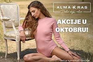 Alma Ras i Manners - oktobarska akcija