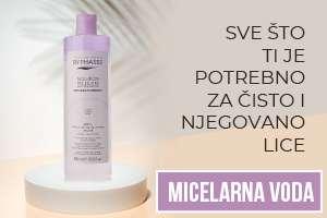 BYPHASSE MICELARNA VODA ZA VODOOTPORNU ŠMINKU