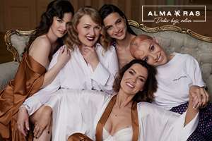 DIVA IS BACK - NAPOKON DOSTUPNA: LIMITIRANA Diva is back x Alma Ras kolekcija