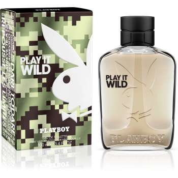 PLAYBOY AFTERSHAVE WILD 100 ML