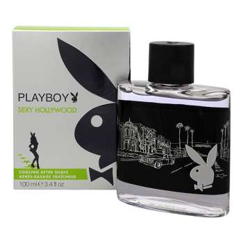 PLAYBOY AFTERSHAVE SEXY HOLLYWOOD 100ML