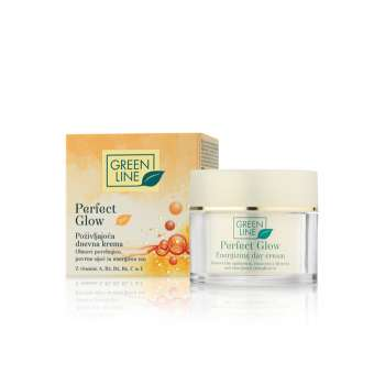 GREEN LINE PERFECT GLOW DNEVNA 50ML