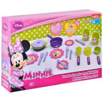 IGRAČKA  KUHINJSKI SET MINNIE