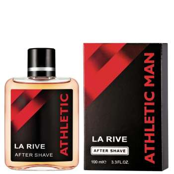 LA RIVE AFTER SHAVE ATHLETIC - ADIDAS ACTIVE BODIES 100 ML M.