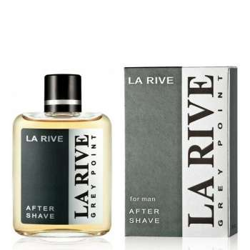 LA RIVE AFTER SHAVE GREY POINT - BOSS HUGO BOSS M. 100ML