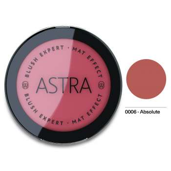 ASTRA RUMENILO BLUSH EXPERT MAT ABSOLUE 06