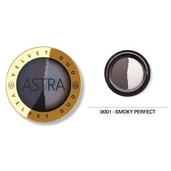 ASTRA SJENKA VELVET DUO SMOKY PERFECT 01