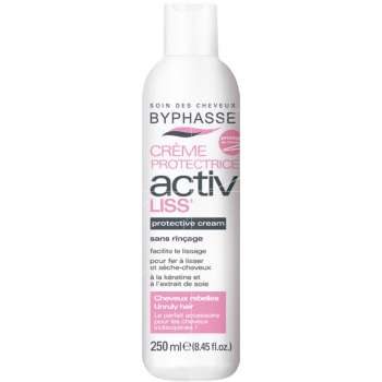 BYPHASSE ACTIV KREMA ZA KOSU SMOOTH 250 ML