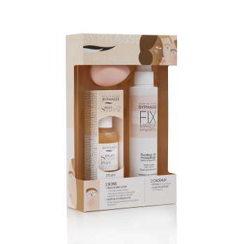 BYPHASSE SET NUDE (SORBET SERUM N?2 50ML + FIX MAKE-UP ALL SKIN TYPES 150ML)