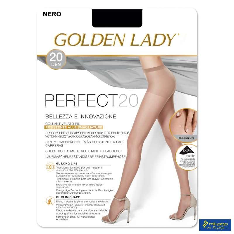 ČARAPE GOLDEN LADY PERFECT