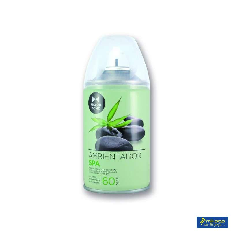 MAYORDOMO OSVJEZIVAC PROSTORA AIR FRESH SPA REFIL 250 ml