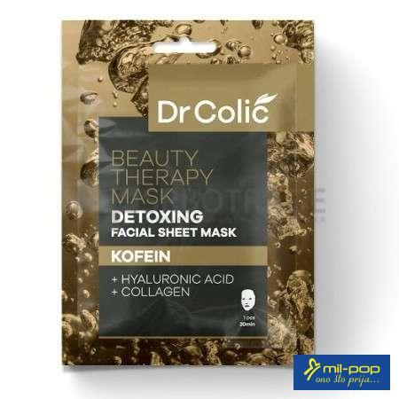 DR COLIĆ DETOXING - KOFEIN MASKA 25ML